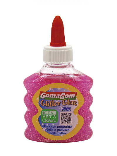Glitter Glue Metallic