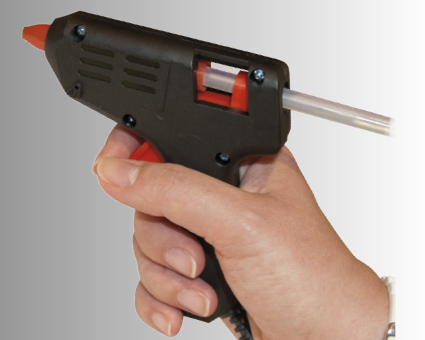 Aplicación para Glue Gun 10W Gomagom
