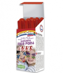 Paint Stick Rainbow Face Paint RED