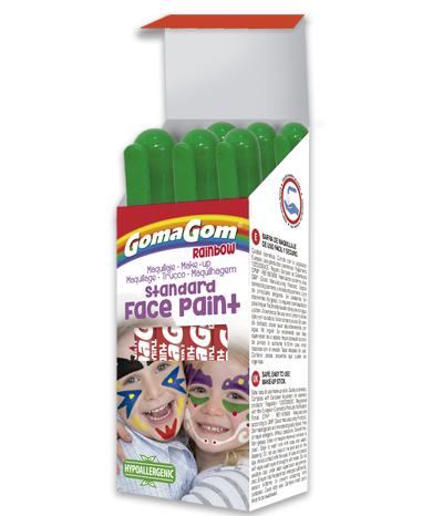 Paint Stick Rainbow Face Paint GREEN