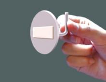 Aplicación para Double coated tape