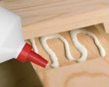 Aplicación para Cola blanca para madera Gomagom