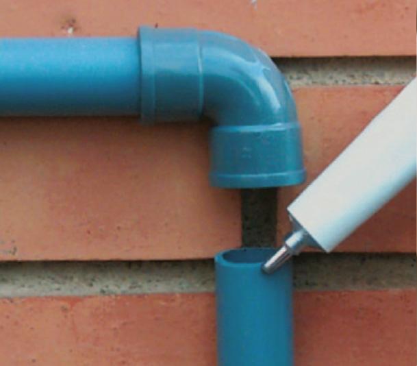 Aplicación para Adhesivo para plásticos rígidos