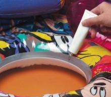 Aplicación para Adhesivo para plásticos flexibles