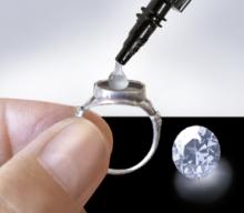Aplicación para Super adhesivo instantáneo gel con aplicador