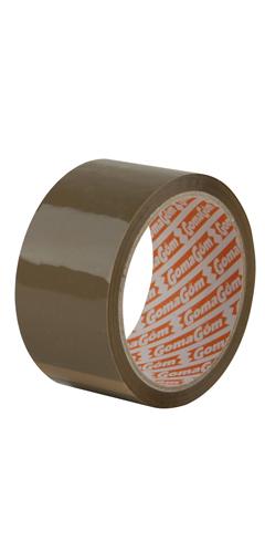 Ruban emballage marron